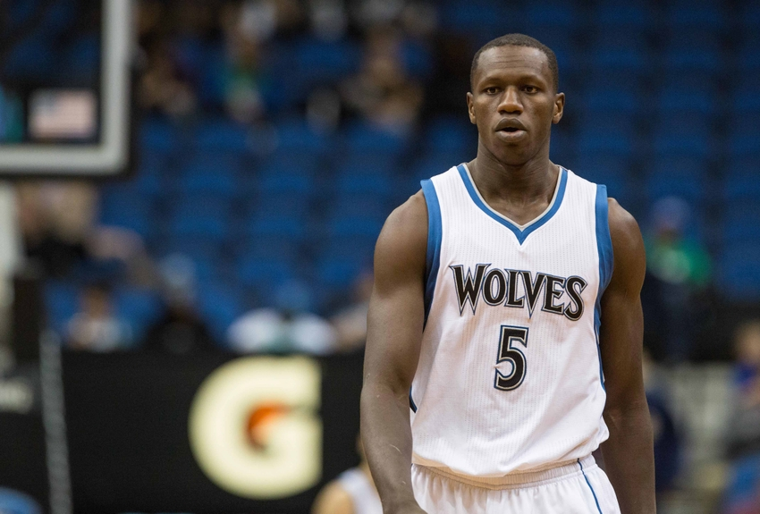 Upon Further Examination: Gorgui Dieng